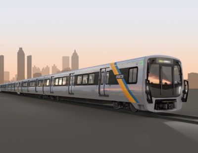 Stadler Wins First Metro Contract in the US: 127 Trains for Atlanta