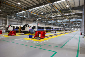 TfL Completes 'Sale and Leaseback' Deal for Elizabeth Line Trains