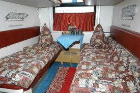 Transmashholding sleeper cabin