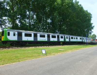 Vivarail's Patented Fast Charge Battery System a Success