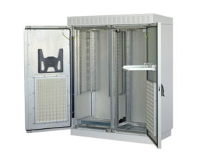Outdoor Modular Cabinet for Railway Applications
