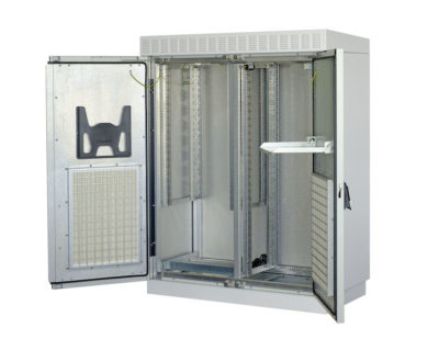 nVent SCHROFF Outdoor Modular Cabinet for Railway Applications