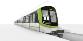 Alstom Metropolis for Montréal's Réseau Express Métropolitain