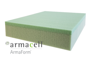 Structural PET Foam Core Perfectly Fulfils Rail Industry Needs