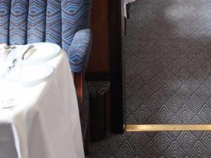 Bespoke Train Carpet