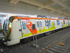 DAMM TetraFlex radio solution for Nagpur Metro