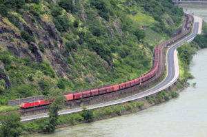 DB Progress on Reducing Rail Freight Noise Pollution