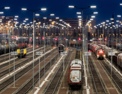 Germany Launches Rail Freight Noise Monitoring