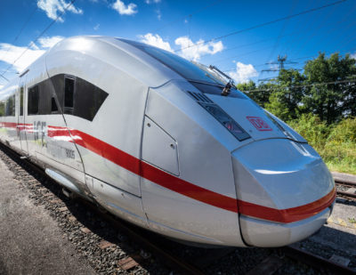 Siemens & Bombardier Must Improve ICE 4 Car Bodies