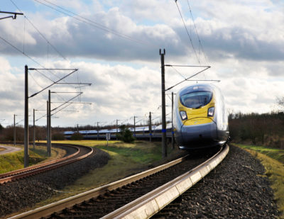 France to Support Eurostar and in Talks with UK Says Minister