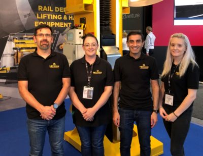 Mechan at Railtex: Best of Europe at UK Rail Show