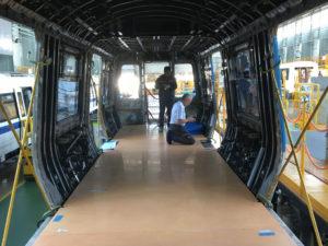 Transit Floor System