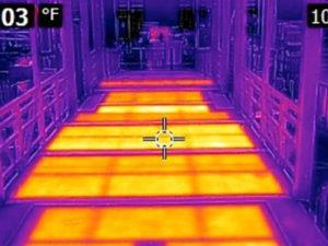 Transit Heated Floor Solution