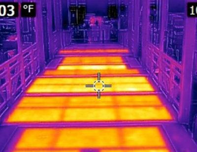 Milwaukee Composites Transit Heated Floor Solution