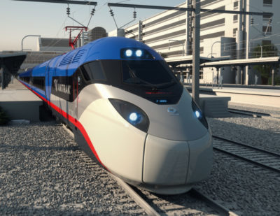 Amtrak Increases Acela Express Services on NEC Route