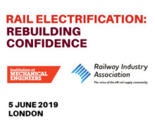 Rail Electrification: Rebuilding Confidence