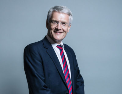Rail Minister Andrew Jones MP Confirmed as Keynote Speaker for Railtex