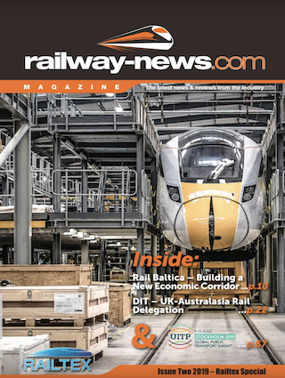 Railway-News Railtex 2019 Magazine