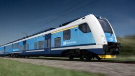 Skoda RegioPanter for Czech Railways