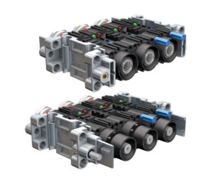 Rail Industry Certification for Stäubli Electrical Connectors