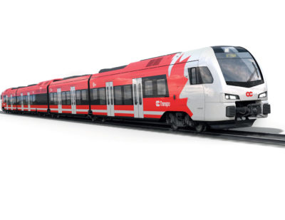 Stadler Wins Contract for Ottawa Trillium Line Trains