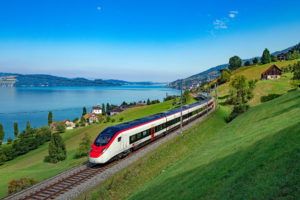 Stadler Giruno High-Speed Train for the Gotthard Receives Operating Licence