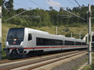 The ECx will run on the Amsterdam-Berlin rail link from 2023