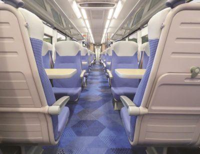 Axminster Carpets: TransPennine Express