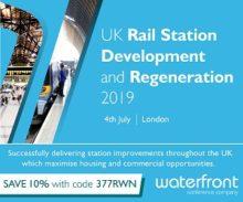 UK Rail Station Development and Regeneration 2019