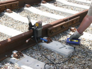 nVent ERICO Cadweld exothermic welded connections for Rail