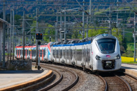 Alstom Coradia Polyvalent in France
