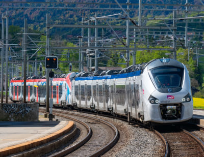 Five Additional Coradia Polyvalent Trains for Région Sud