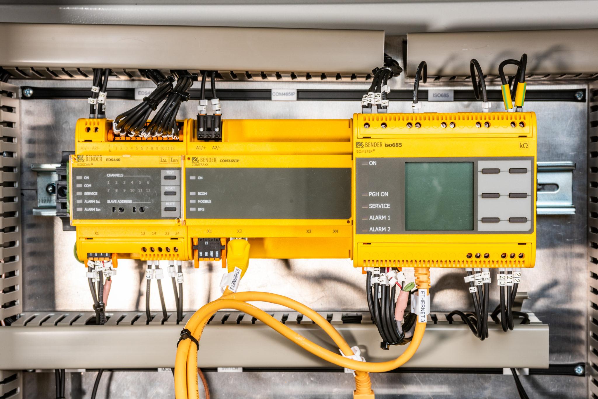 Rail Signal Power Protection