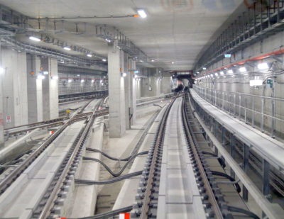 Doha's Metro Network Now Complete