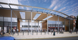 Ealing Broadway Station will undergo significant upgrades as part of the Crossrail project