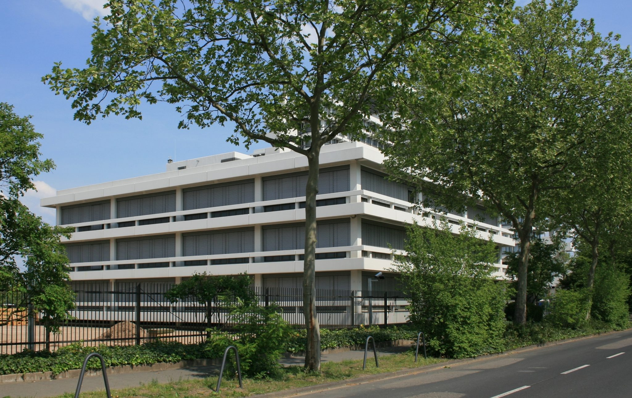 The German Centre for Rail Transport Research is located at the EBA, Bonn