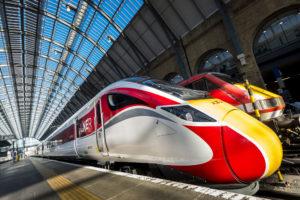 Hitachi Azuma Enters Service for LNER