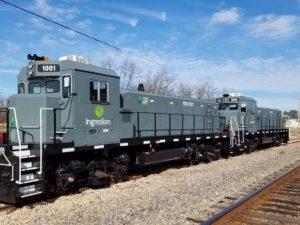 Tier 4 Locomotives