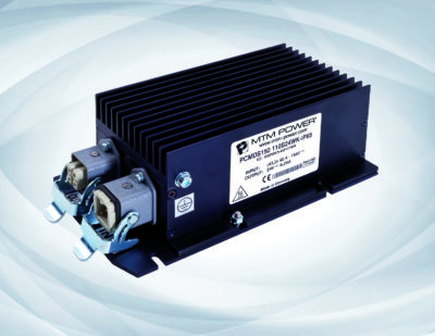 DC/DC Converters with Protection Degree IP65 for Railway Applications