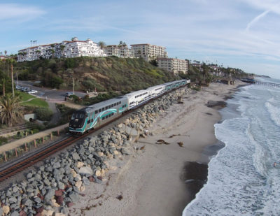 Amtrak to Run Commuter Rail Services in Southern California