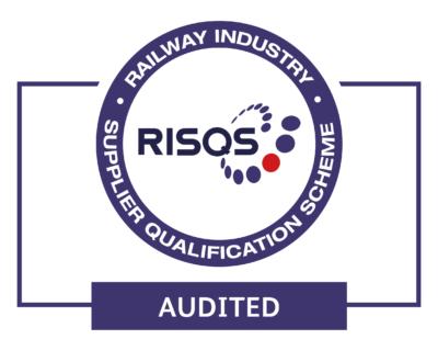 Mosaic Rail RISQS Audit Stamp