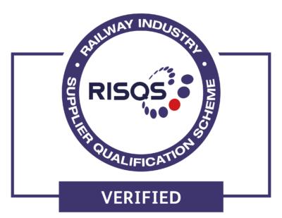 Mosaic Rail RISQS Verified Stamp