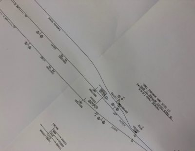 Mosaic Rail Signalling Scheme Plan