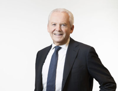 Rüdiger Grube New Chairman of Bombardier Transportation Supervisory Board
