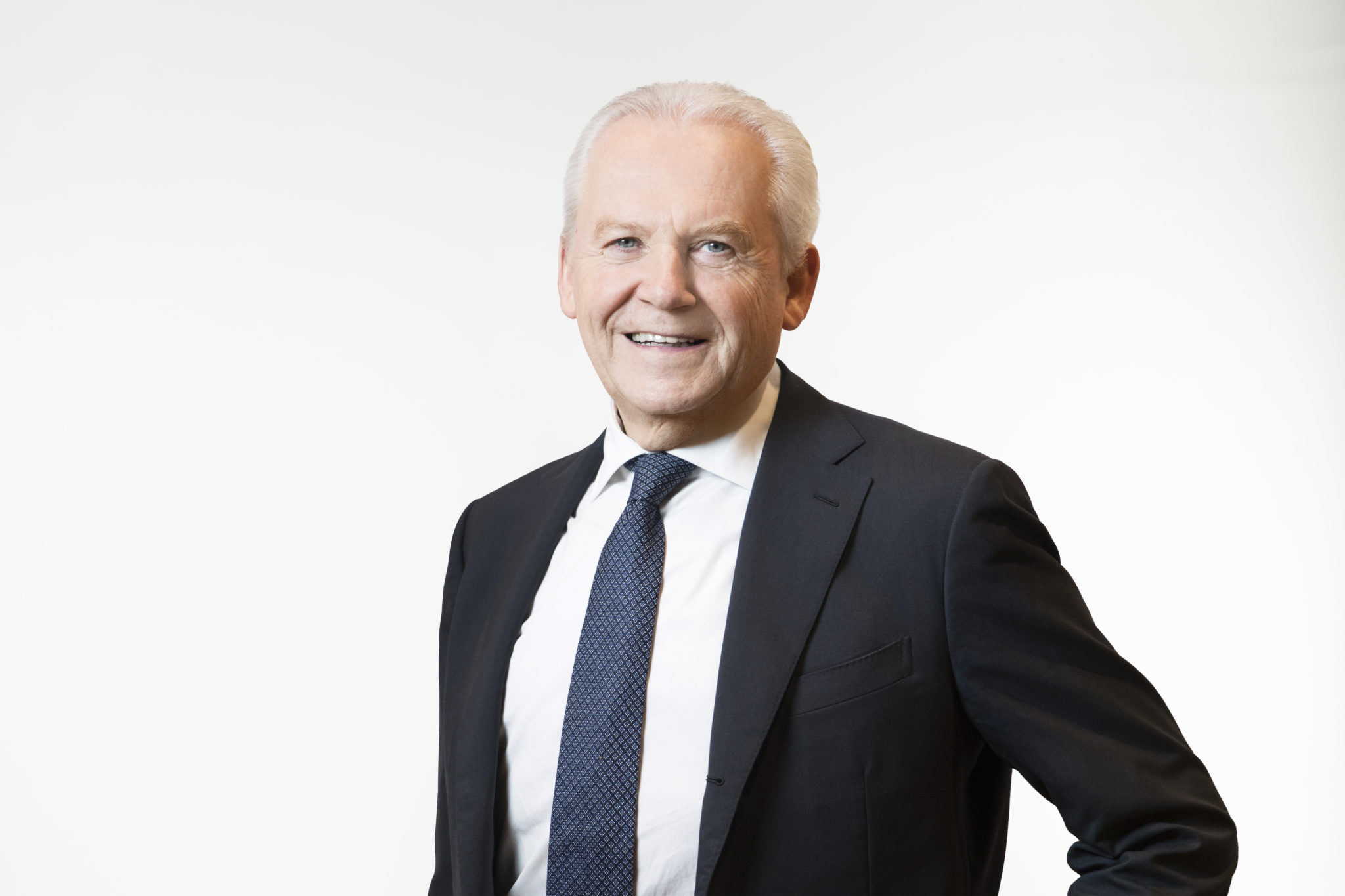 ew Chairman of the Supervisory Board at Bombardier Transportation –Professor Rüdiger Grube