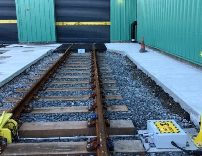 A Fresh Approach to Rail Depot Operations