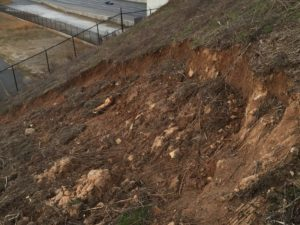 Erosion Control and Slope Stabilization