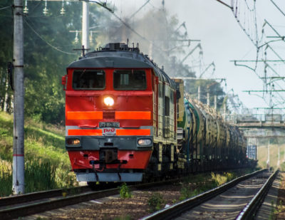 Russia and Azerbaijan: We Will Work together to Develop Eurasian Transport Corridors