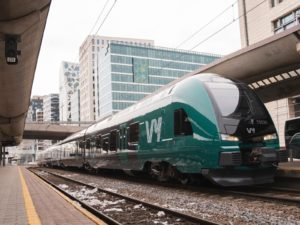 Vy selects Stadler to maintain its fleet of 100 FLIRT trains