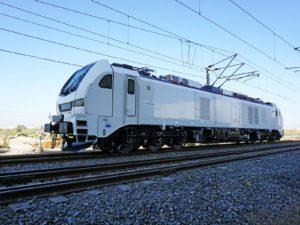 Stadler Euro Dual Hybrid Locomotive
